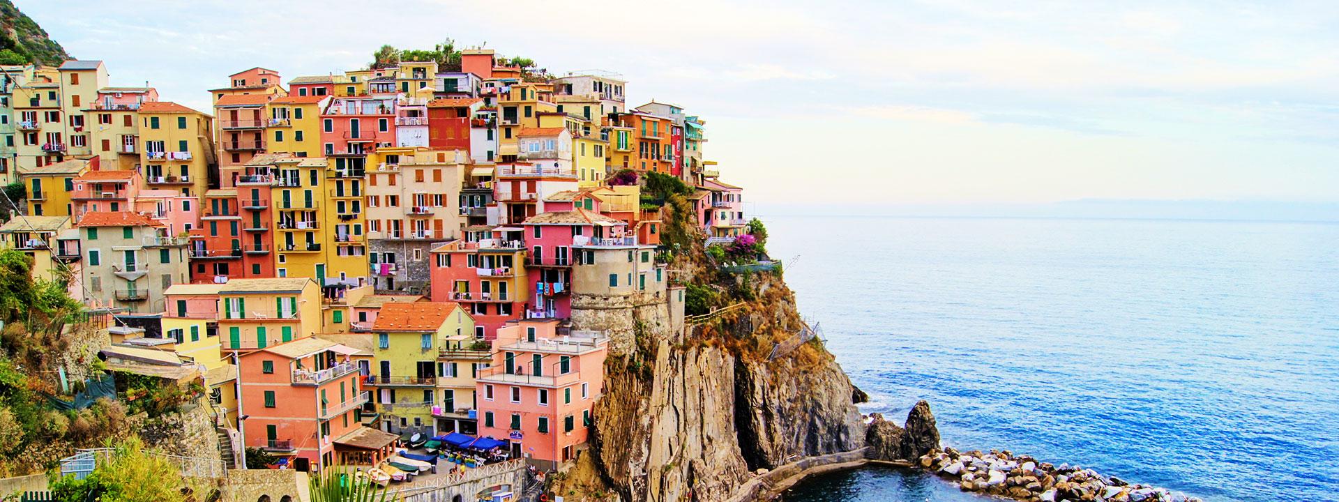 Italy & Cinque Terre RM5688