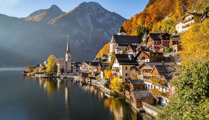 Hallstatt-Lake-Austria