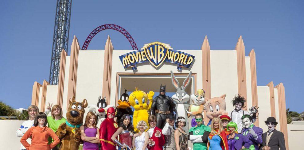 WarnerBrosMovieWorld GOLD COAST