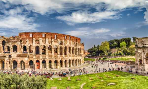 rome-colosseum italy